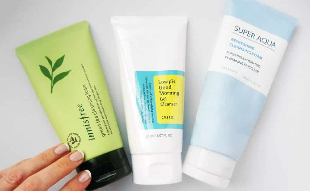Best Korean Skincare Cleanser