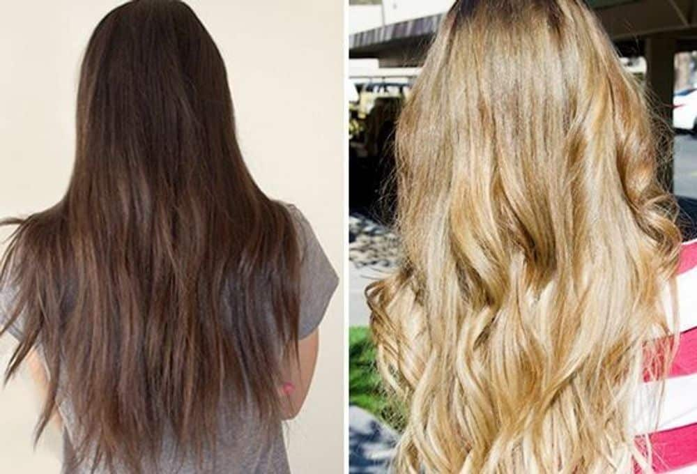 How to Lighten Hair with Peroxide and Shampoo