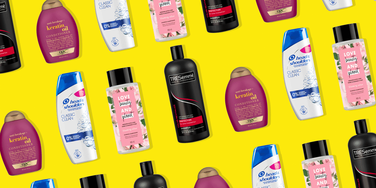 the best drugstore shampoo and conditioners for dry and damaged hair