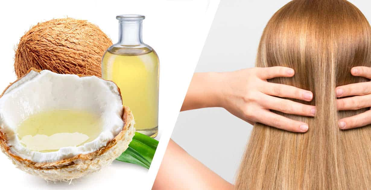 Using Coconut oil to moisturize and nourish your hair
