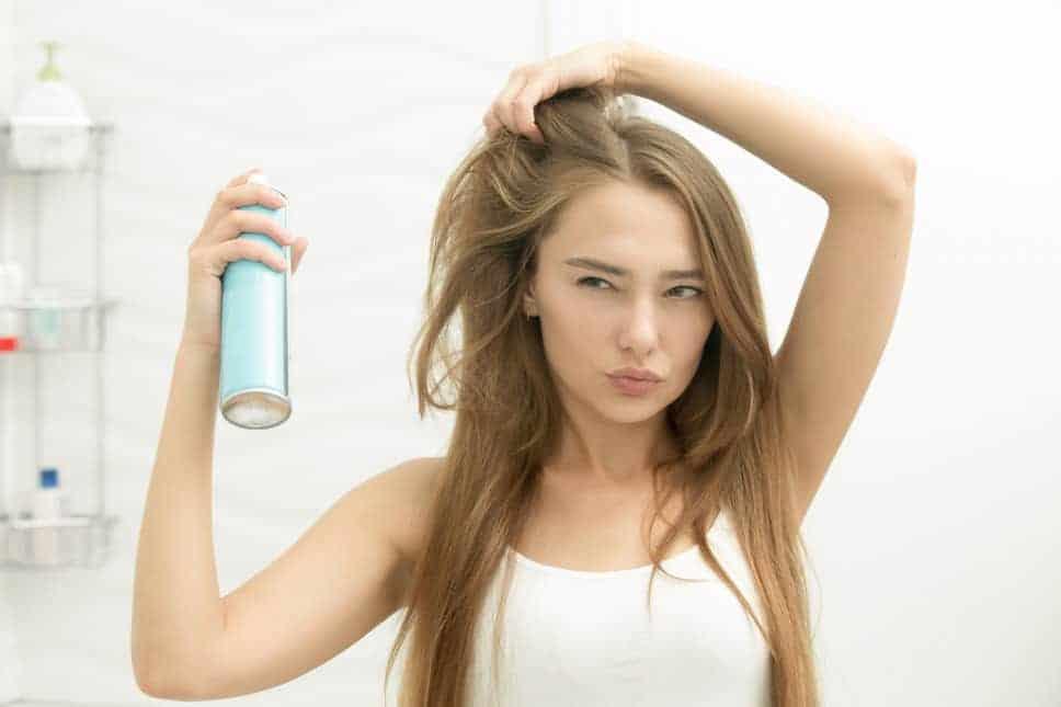 Hair Dry Shampoo