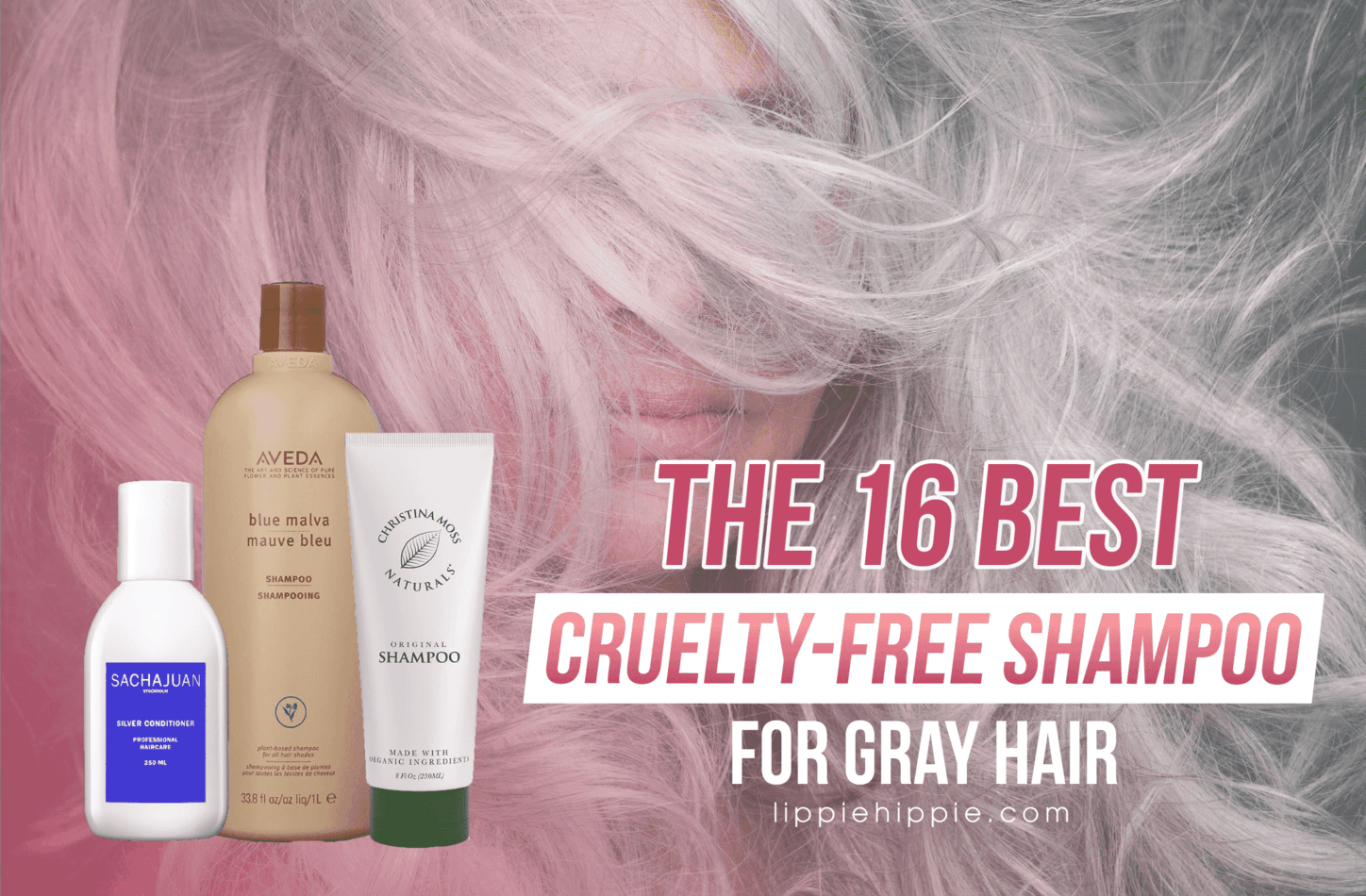Best Cruelty-Free Shampoo for Gray Hair